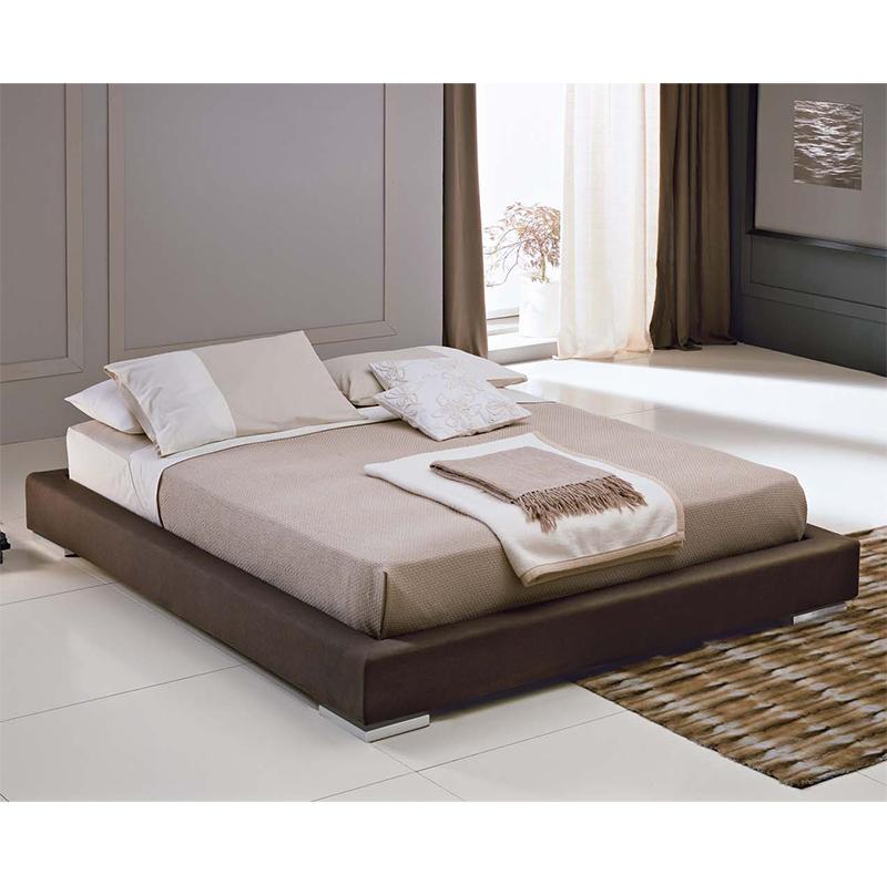 orlando letto matrimoniale futon giapponese imbottito in