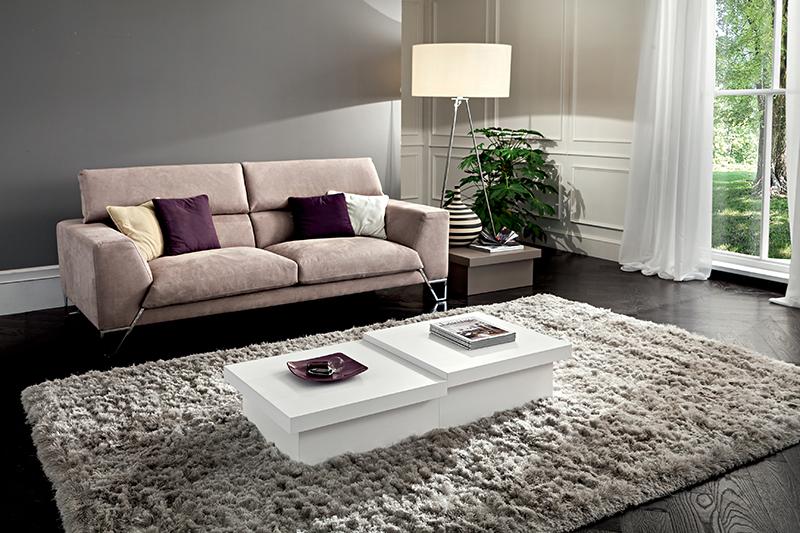 Tavolino Contenitore Da Salotto.Asia Tavolino Moderno Da Salotto Contenitore Quadrato Ta347