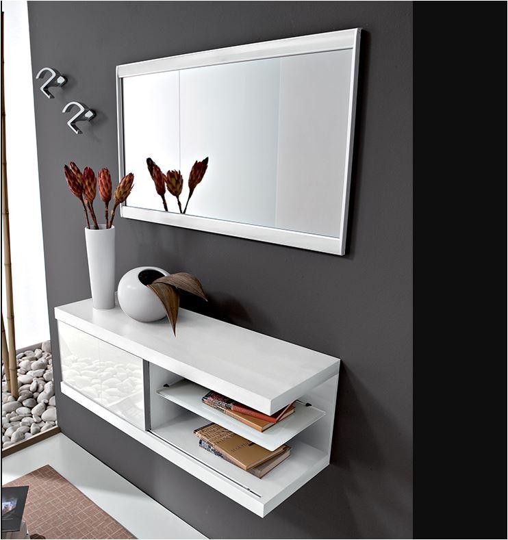 Specchiera E Consolle.Kelly Mobile Per Ingresso Con Specchiera E Consolle Comp 430
