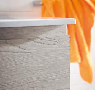 CL010 - Mobile arredo bagno design L.120,5 cm personalizzabile COMPAB