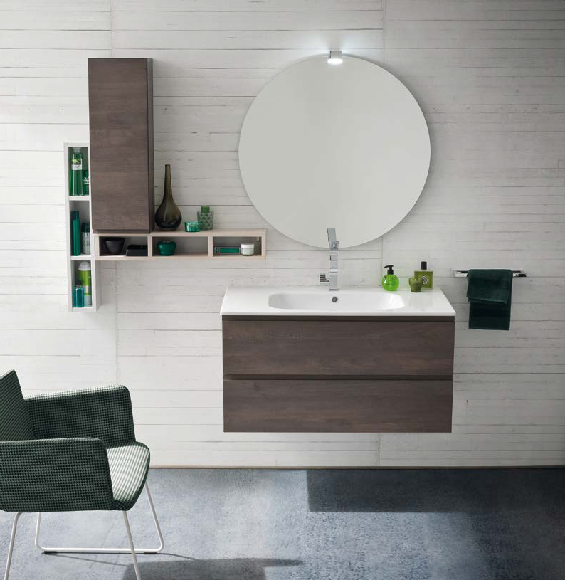 Cl019 mobile arredo bagno design cm for Mobili di design uk