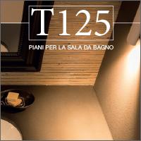 T125 - TIPOLOGIE DI LAVABI E PIANI