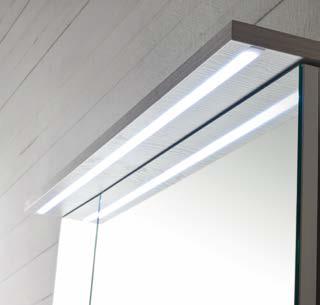 CL022 - Mobile arredo bagno design L.106 cm personalizzabile COMPAB