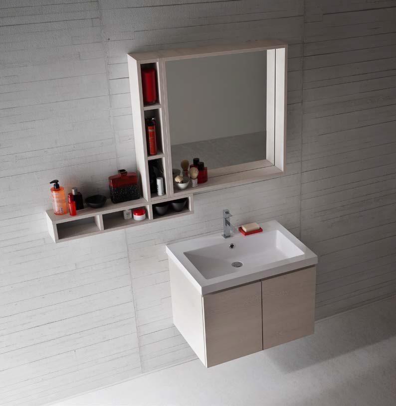 Cl023 mobile arredo bagno design cm for Maniglie mobili bagno
