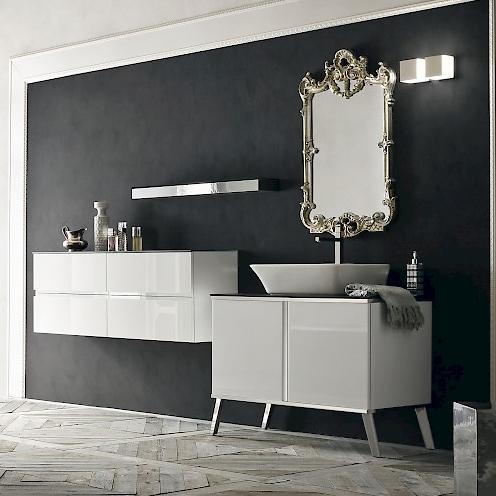 jacana ja33 - mobile luxury arredo bagno l.101+141 cm ... - Arredo Bagno Luxury