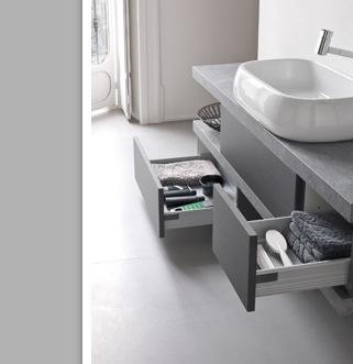 El 19 mobile arredo bagno design cm for Accessori arredo bagno design