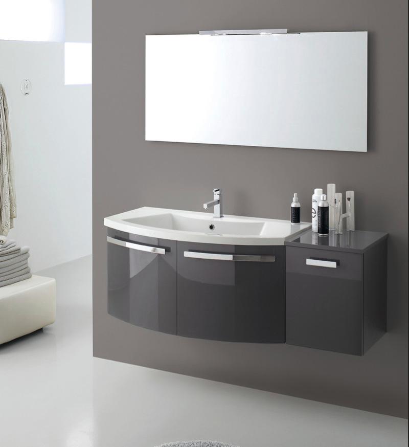 B201 ly06 mobile arredo bagno curvo cm - Idea mobili bagno ...