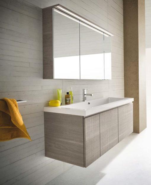 CL029 - Mobile arredo bagno design L.96 cm personalizzabile COMPAB