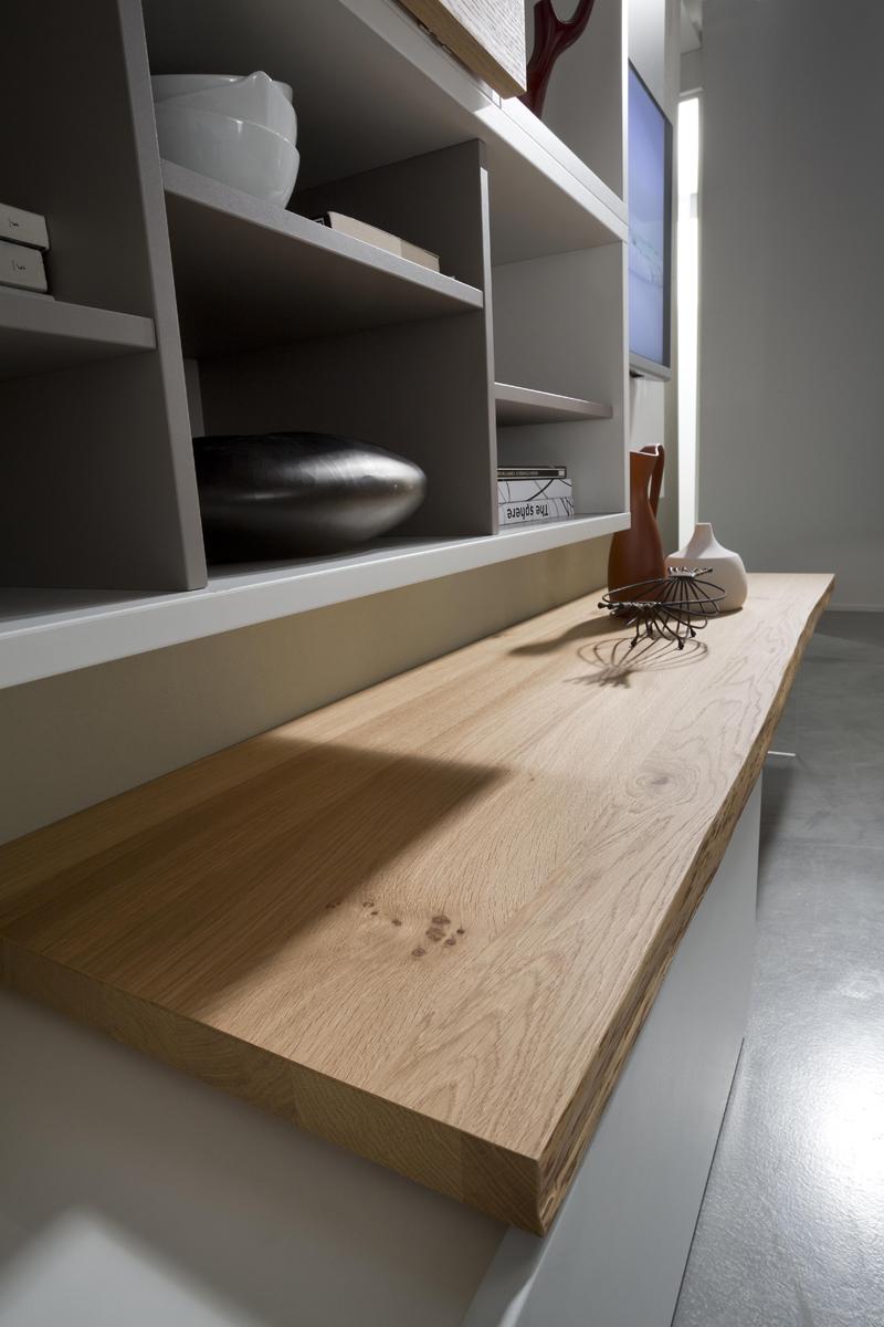 Tender cod 109 mobile parete attrezzata per soggiorno l for Mobile parete soggiorno