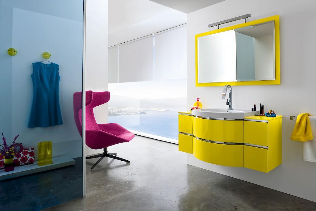 JACANA JA11 - Mobile luxury arredo bagno L.121 cm personalizzabile ...