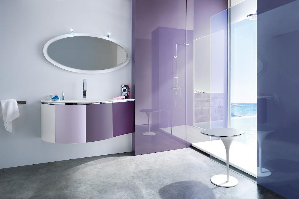 JACANA JA14 - Mobile luxury arredo bagno L.126 cm personalizzabile ...