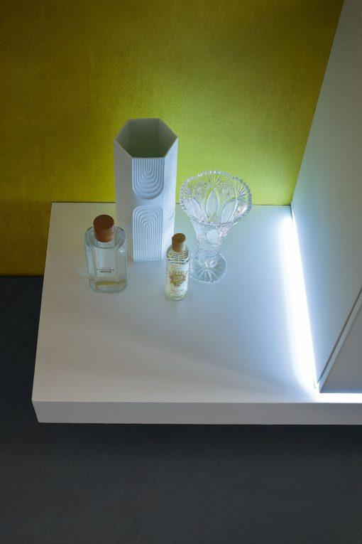 JACANA JA20 - Mobile luxury arredo bagno L.225 cm personalizzabile COMPAB