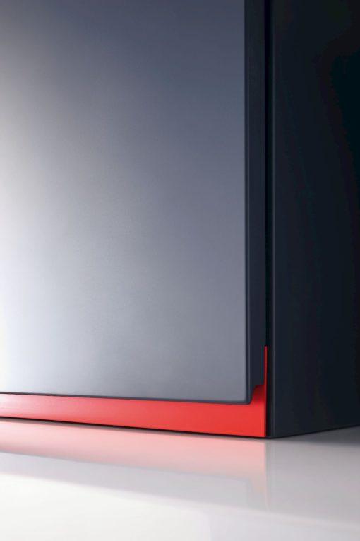 JACANA JA35 - Mobile luxury arredo bagno L.255 cm personalizzabile COMPAB