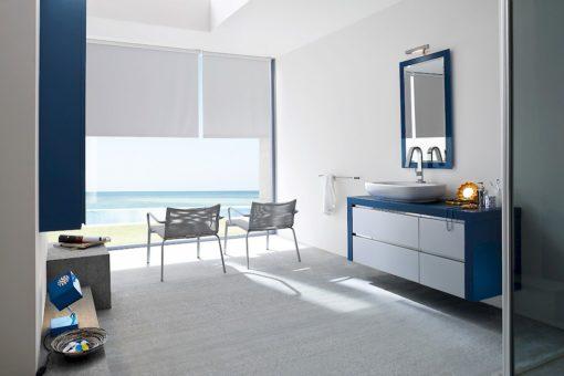 JACANA JA7 - Mobile luxury arredo bagno L.117 cm personalizzabile COMPAB