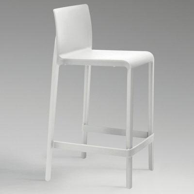 Volt - Sgabello design e confort in due versioni di altezza