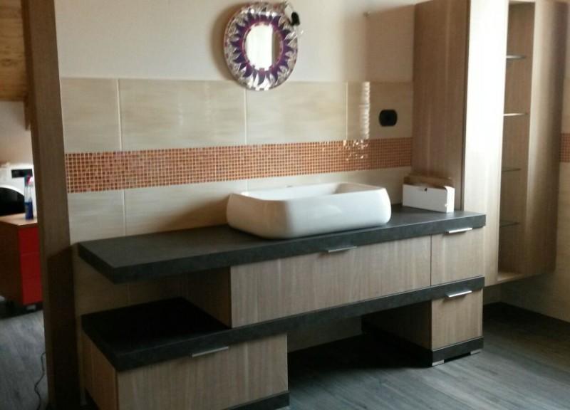 El20 u2013 mobile arredo bagno design sospeso l.140 cm personalizzabile