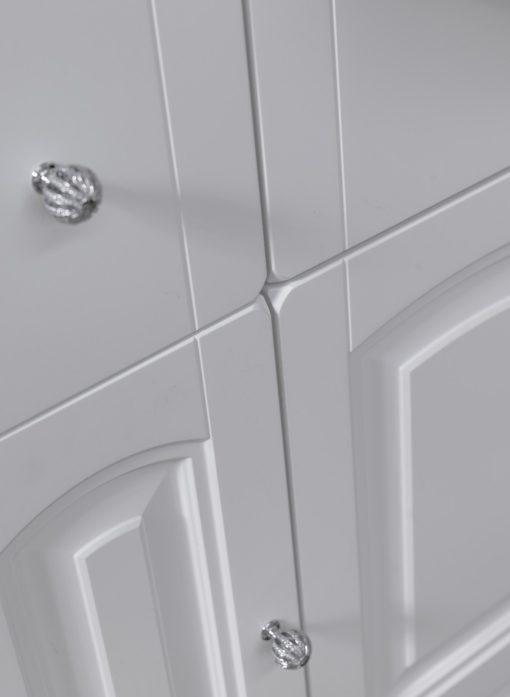 Acanthis AC15 - Mobile luxury arredo bagno L 122 x P 38 cm personalizzabile COMPAB