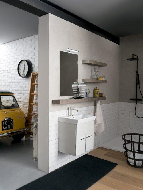 B201 65 Life – Mobile arredo bagno design L 150 cm personalizzabile ...