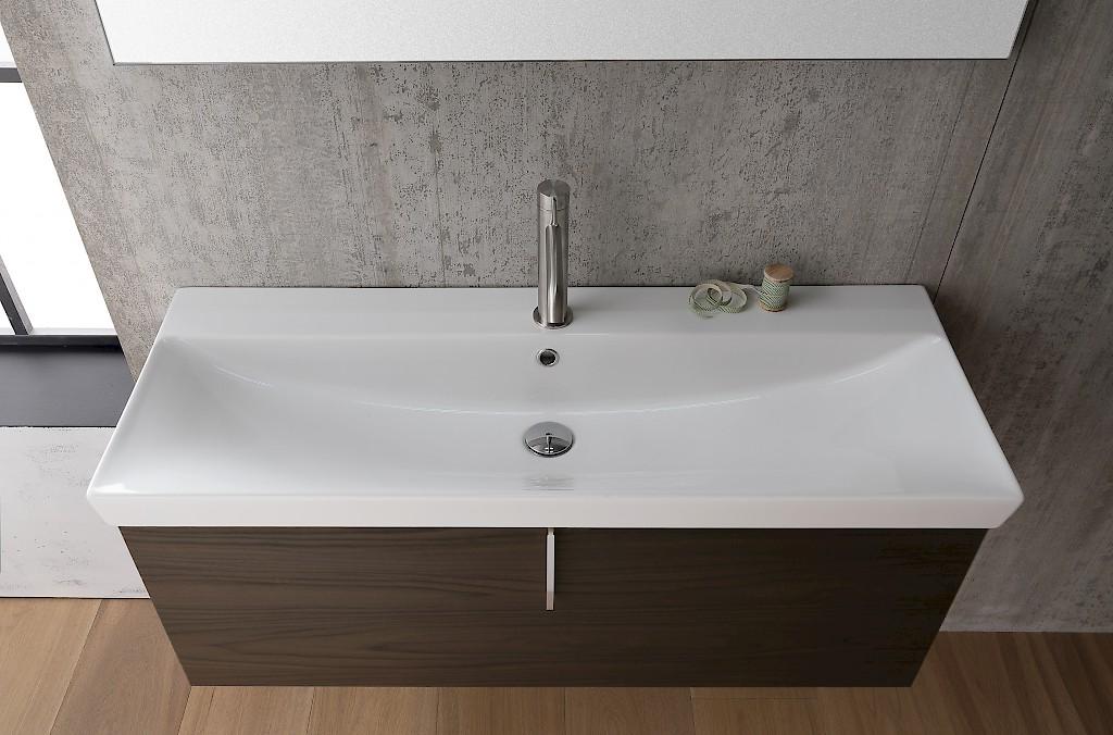 B201 66 life mobile arredo bagno design l 106 70 cm personalizzabile compab interno77 - Mobile bagno 70 cm ...