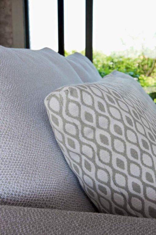 Colorado - Divano design moderno in tessuto o ecopelle