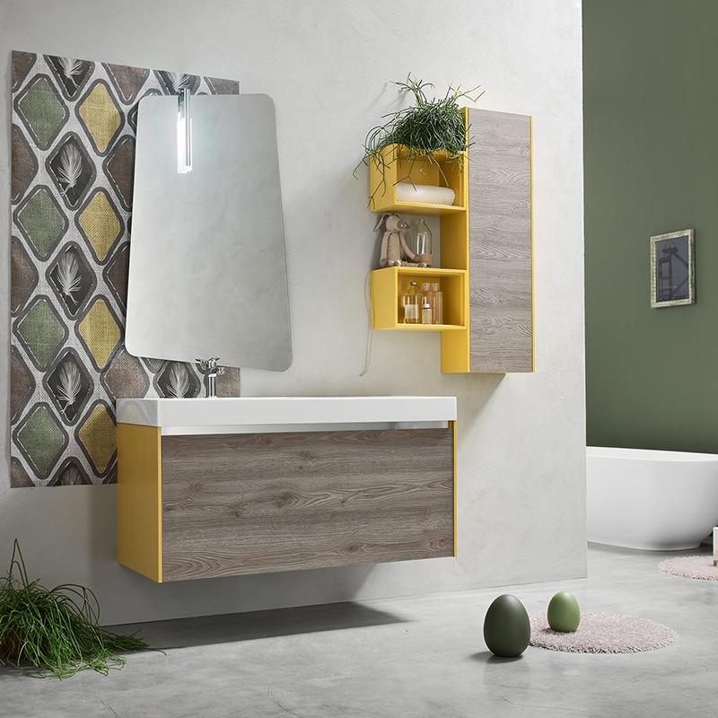 Ego 50 mobile arredo bagno l 120 x p 51 cm personalizzabile arcom interno77 soluzioni d 39 arredo - Mobili bagno ego ...
