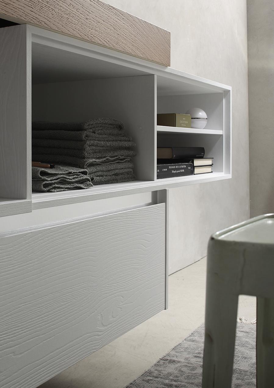 Ego 43 mobile arredo bagno l 150 x p 51 cm personalizzabile arcom interno77 soluzioni d 39 arredo - Mobili bagno ego ...